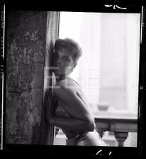 1955 Tina Louise Candid MILTON GREENE Negative Copr/Avail 172A