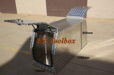 Ute Aluminium Canopy 1780x700x850mm GULLWING Ute TRUCK TRAILER Tool Box Toolbox