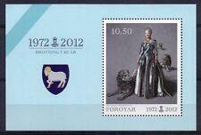 Faeröer 2012 # sheet MI 29 # MNH ** (260)