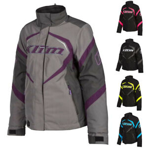 Klim Spark Womens Coats Ladies Cold Winter Snowmobile Trail Jackets