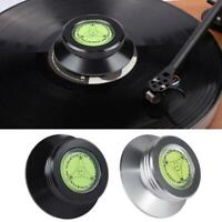 Aluminum Record Weight Clamp Metal Stabilizer for Records Player Accessories
