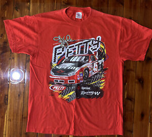 vintage nascar t shirt large kyle petty 1999 AOP Monte Carlo
