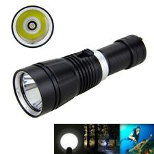 Super Bright 10000LM XM-L T6 LED Tauchen Lampe Tauchlampen bis 100m 18650/26650