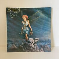 Toyah:  Anthem LP VINYL Safari Records 1981