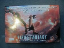 THE FINAL FANTASY THE SPIRITS WITHIN  official movie Pin Back Button
