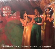 TRES MENINAS DO BRASIL - AO VIVO - JUSSARA SILVEIRA TERESA...Cd Nuevo Precintado