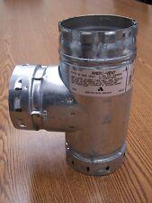 """Ameri-vent 3ET Standard 3''D X 7 1/8""""L Tee class B pipe"""