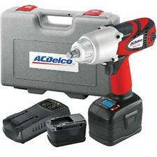 "AC DELCO ARI2060 Li-ion 18V 1/2"" Super-Torque Impact Wrench with Digital Clutch"