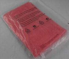 Tupperware T 22 FaserPro Faser Pro Glas Mikrofasertuch Rot Neu OVP