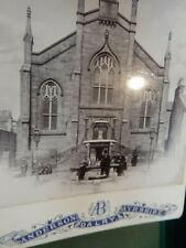 DALRY AYRSHIRE SUPERB ORIGINAL CABINET PHOTOGRAPH -ANDERSON Q