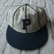 Portland Beavers 1911 Wool Strapback Hat by Ebbets Field Ballcap Made in USA