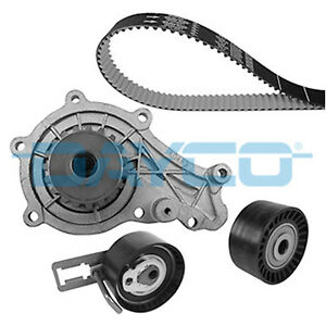 DAYCO TIMING BELT & WATER PUMP KIT FOR VOLVO C30 S40 S60 V50 V60 V70 1.6 D2