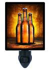 Beer Decorative Photo Night Light, Hoppy Hour, Beer Bottles, Bar
