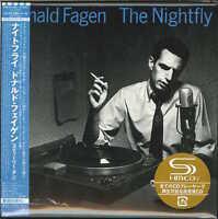 DONALD FAGEN-THE NIGHTFLY-JAPAN MINI LP CD F56