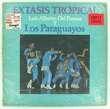 LOS PARAGUAYOS Luis Alberto del Parana Y UA LATINO 1972 Latin Salsa Funk RARE LP