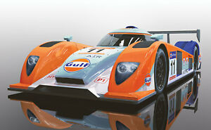 Team LMP Gulf No.11 Scalextric Car C4090