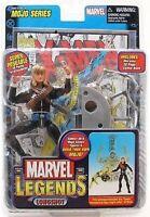 Marvel Legends Mojo BAF Back Lower Torso Stomach Psylocke 2006 ToyBiz