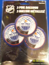 Edmonton Oilers NHL Pro Hockey Sports Banquet Party Decoration Mylar Balloons
