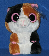 TY BEANIE BOOS BOO'S - NIBBLES the GUINEA PIG - MINT with MINT TAG