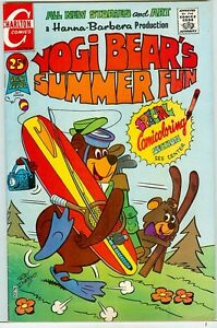 Yogi Bear's Summer Fun #7 - 1971