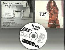 BRENDA KAHN Kin fog Cairo RARE 3 TRK SAMPLER 1994 USA PROMO DJ CD Single OSK6626