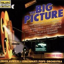 The Big Picture - Soundtrack - Cincinnati Pops Orch/Kunzel (NEW CD)