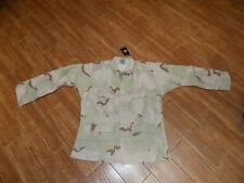 US Army DCU Desert BDU COMBAT UNIFORM SHIRT LARGE REGULAR *****NEW WITH TAG****