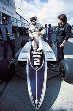 Riccardo Patrese Brabham BT50 Swiss Grand Prix 1982 Photograph 1