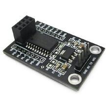 STC15L204 MCU Wireless Development Board With NRF24L01+ 5V-3.3V UART Interface
