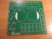 PCB for Combined Soft Start (inrush current limiter) & DC Blocker (trap, filter)