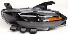 OEM Dodge Dart Left Driver Side Halogen Headlamp Water Damage