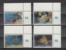 TIMBRE STAMP  4 ANTILLES ARUBA Y&T#664-67 POISSON FISH NEUF**/MNH-MINT 1982 ~B21