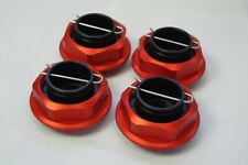 BBS RS Centerlock Hex Nuts RC Center Cap 15 16 17 18 19 Inch Small Thread 58mm