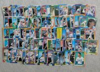1990 TOPPS BASEBALL Lot of 100 Cards - Only $0.09/Card! Will ship in sturdy box
