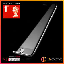 Black Samsung Galaxy S8 Edge Full Curved 3d Tempered Glass Film Screen Protector