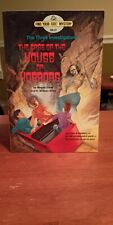 The Three investigators the case of the house of horrors