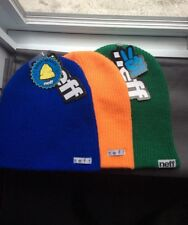 Neff Daily Beanies One Size Multiple Colour Options NWT