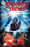 STRANGER THINGS #1 COVER A BRICLOT DARK HORSE COMICS NETFLIX