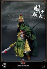 1/6 303toys Romance of the Three Kingdoms #313 關羽 Guan Yu Yunchang 2.0 Figure