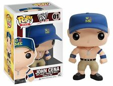 Funko POP! WWE 01 John Cena Vinyl Figure Wrestling Action US Legend Hat Shorts