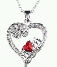 Lovely   Mum Heart Neckless stunning