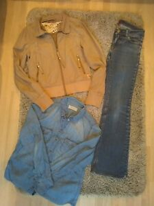 Women's Autumn Winter Clothing Bundle 3 Size 8