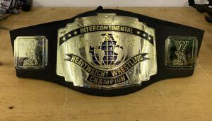 WWE Intercontinental Heavyweight Wrestling Champion Belt (Jakks, 2004)