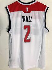 35fadd380 adidas NBA Jersey Washington Wizards John Wall White Sz L