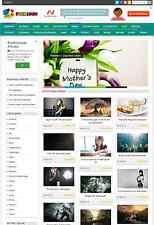 Wallpaper WebSite - Desktop, iPhone