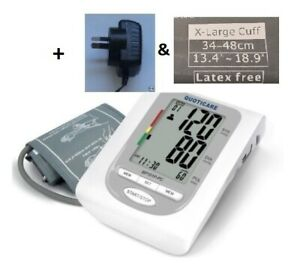 Upper Arm Blood Pressure Monitor with Talking Function