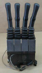 New AT209628 John Deere  4 Lever Controller Valve 444H, TC54H, 544H 624H, TC62H,