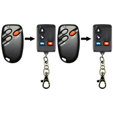 2 Fits Mitsubishi Chrysler Dodge Eagle Replacement Remote Key Keyless Entry FOB