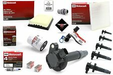 Tune Up Kit 2010-2011 Lincoln MKT 3.7L V6 Heavy Duty Ignition Coil DG520 SP411