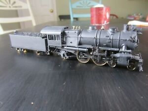 h o trains: Highly detailed, superb running ALL CAST 4-4-2 ATLANTIC steam locomo